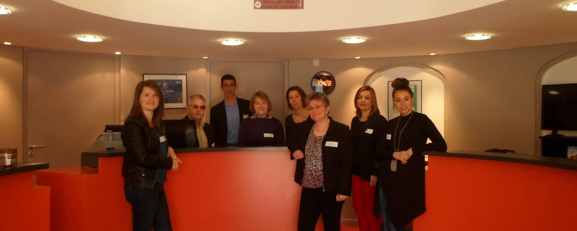 Equipe Office de Tourisme La Roche-Posay