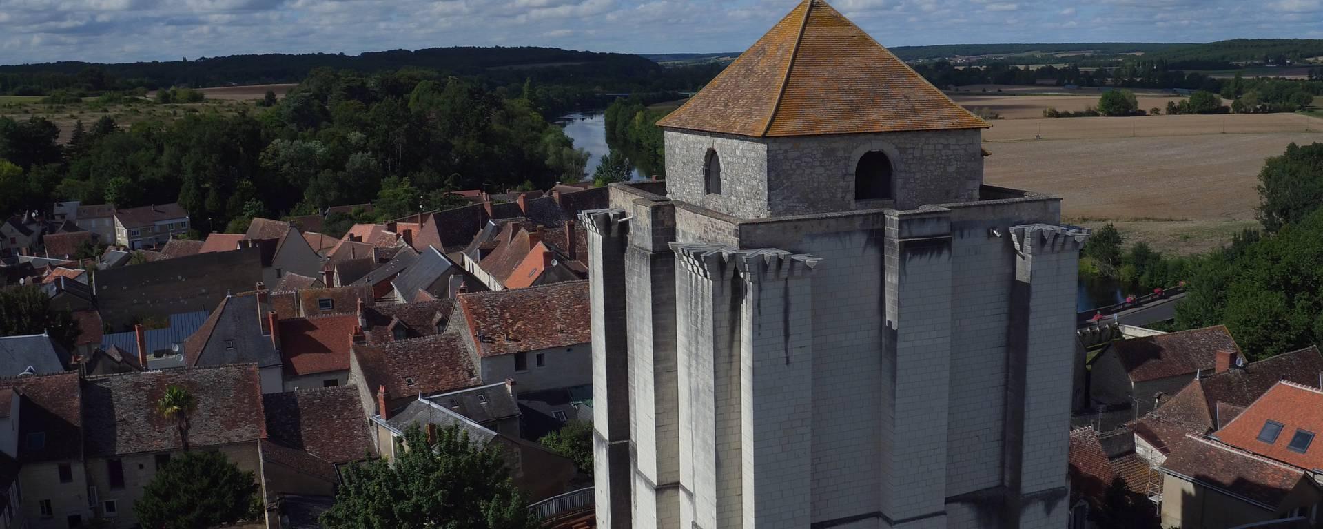 Videomapping Donjon La Roche-Posay