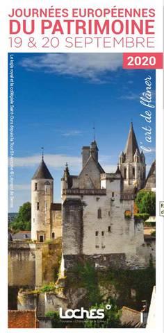 Journées du Patrimoine - Loches Châteaux de la Loire