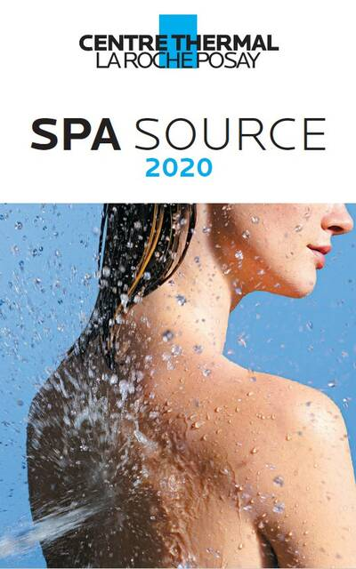 Brochure Spa Source La Roche-Posay