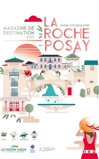 Magazine de destination La Roche-Posay 2021