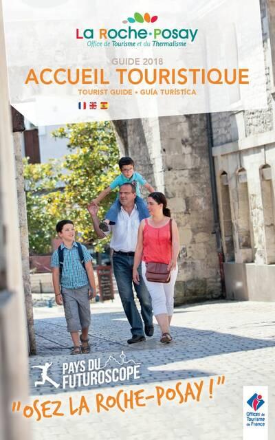 Guide accueil touristique La Roche-Posay