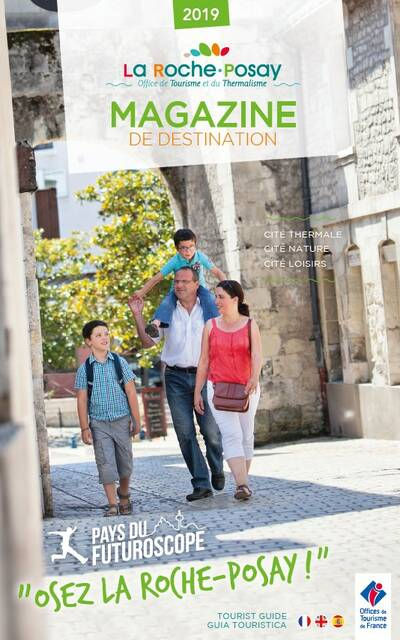 Magazine destination
