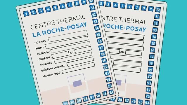 Les grandes étapes de réservation de votre cure à La Roche-Posay.