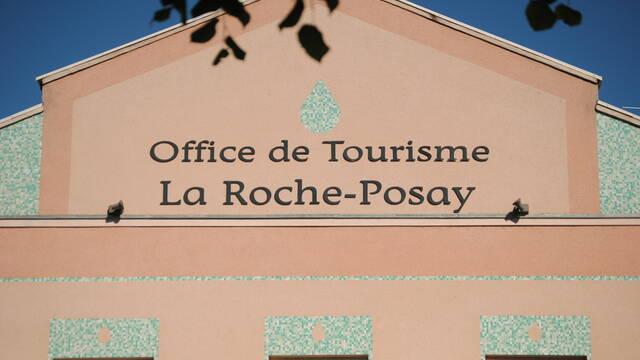 Dans l'Office de Tourisme et au Pot d'accueil