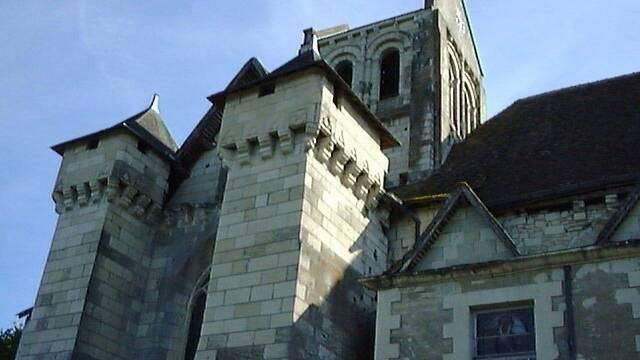 Church of Notre Dame La Roche-Posay