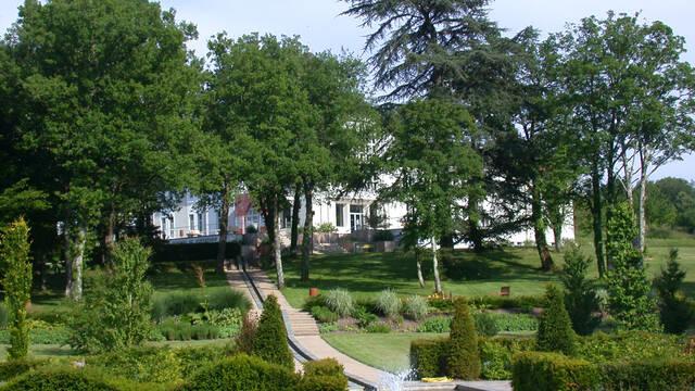 parc thermal La Roche-Posay