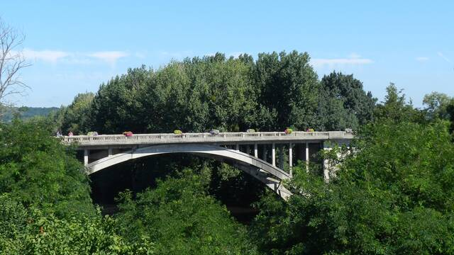 Pont de La Creuse La Roche-Posay