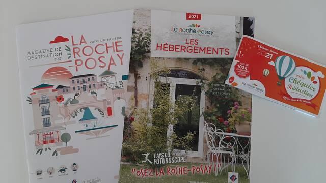 Editions 2021 Office de Tourisme et du Thermalisme de La Roche-Posay