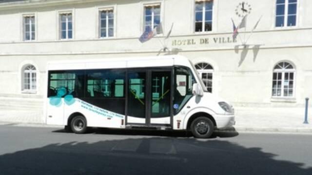 Transport navette La Roche-Posay