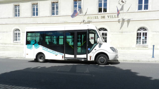 transporte La Roche-Posay