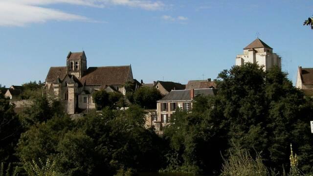 patrimonio medieval La Roche-Posay