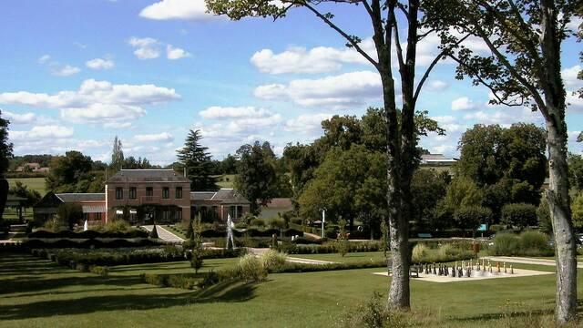 patrimoine ville thermale La Roche-Posay