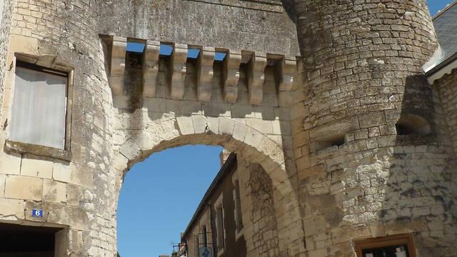 Visita guiada historia medieval La Roche-Posay