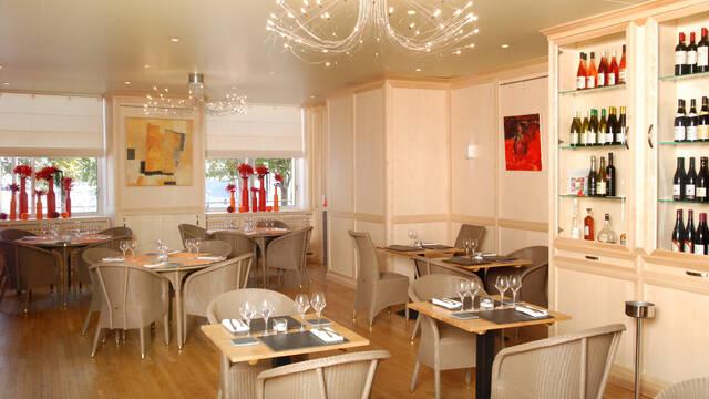 Restaurantes gastronómicos La Roche-Posay