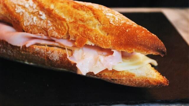 Restaurantes rápidos sándwiches La Roche-Posay