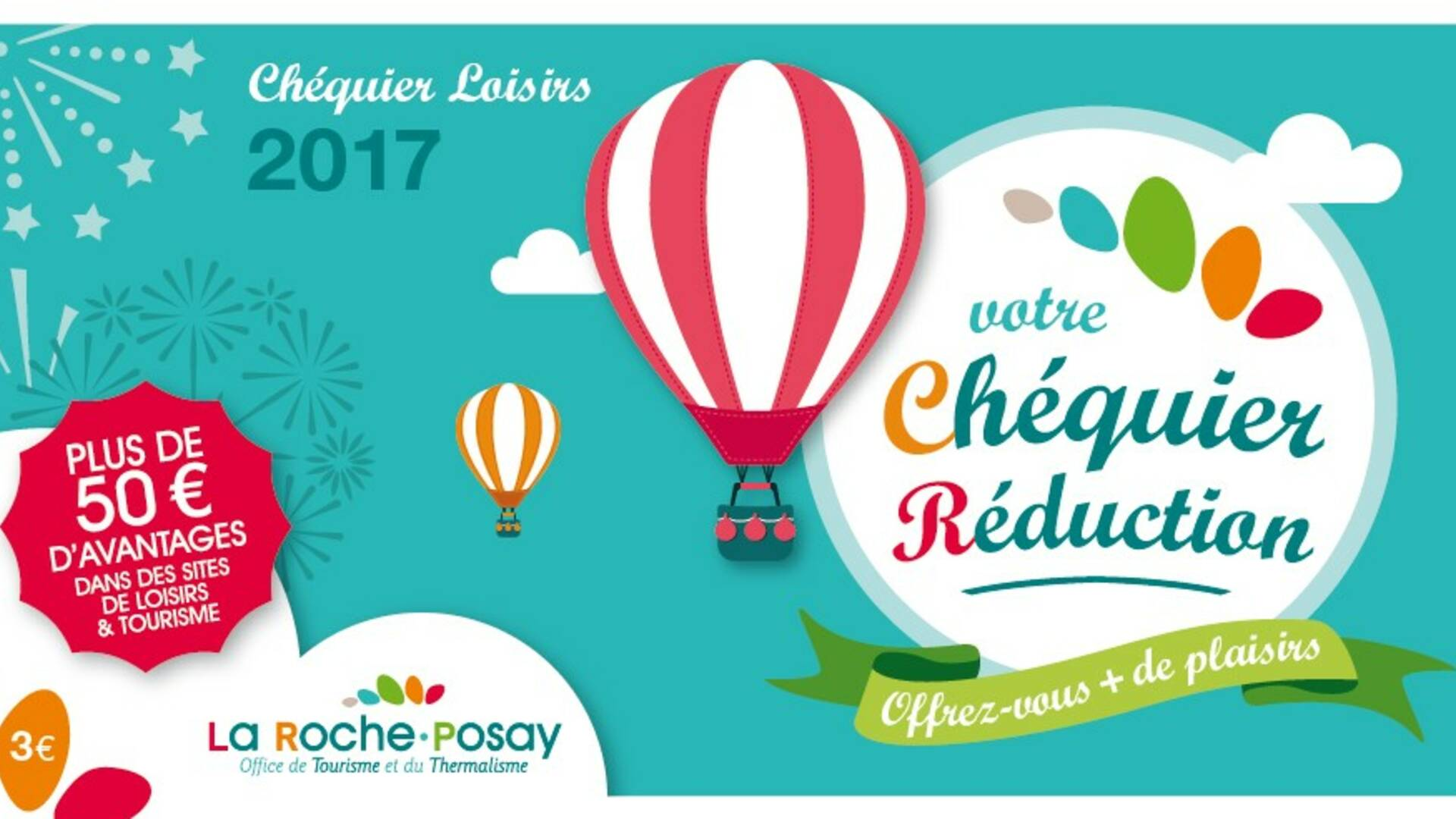 Leisure voucher La Roche-Posay
