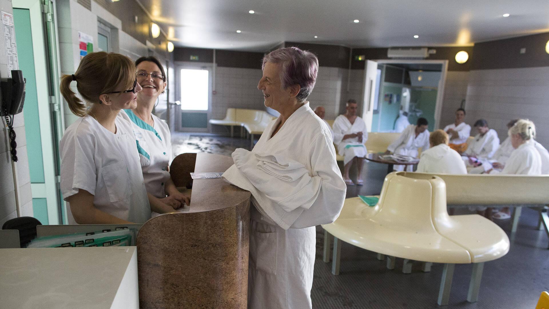 Cure thermale La Roche-Posay