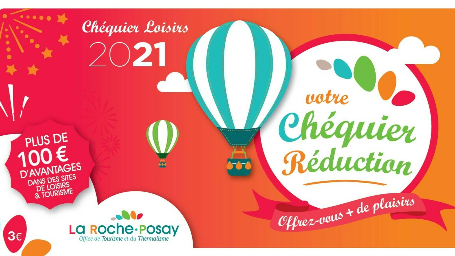 Chéquier Loisirs La Roche-Posay