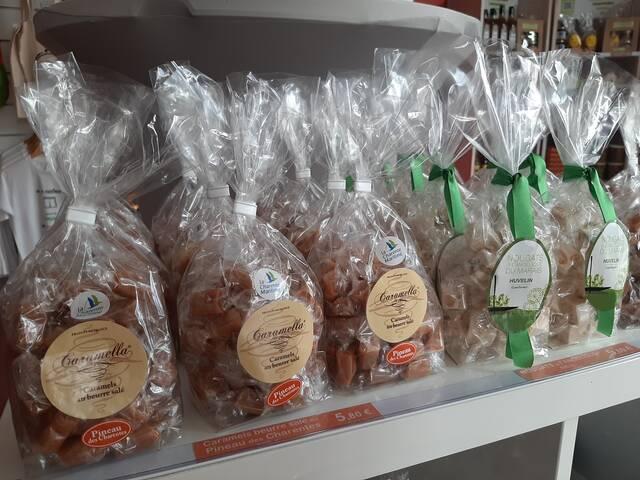Produits régionaux en promotion à La Roche-Posay