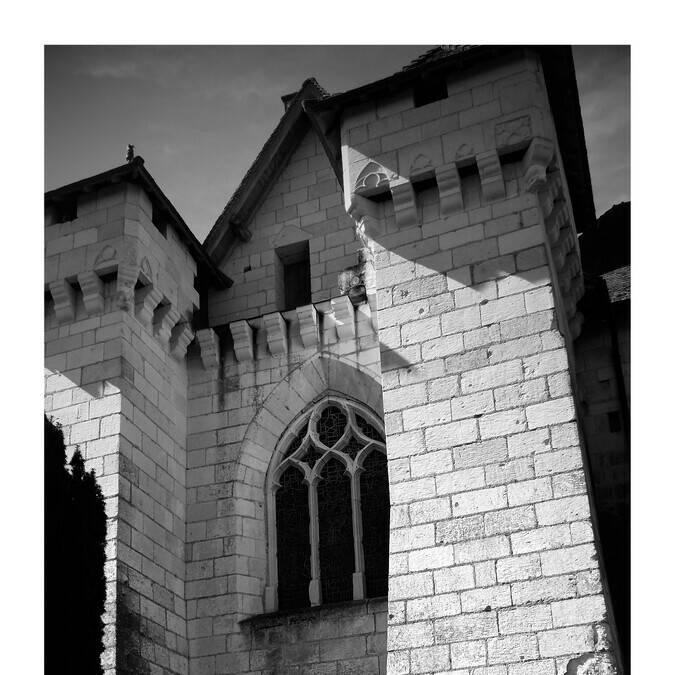 Eglise Notre Dame La Roche-Posay ©DAPREMONT Maryvonne