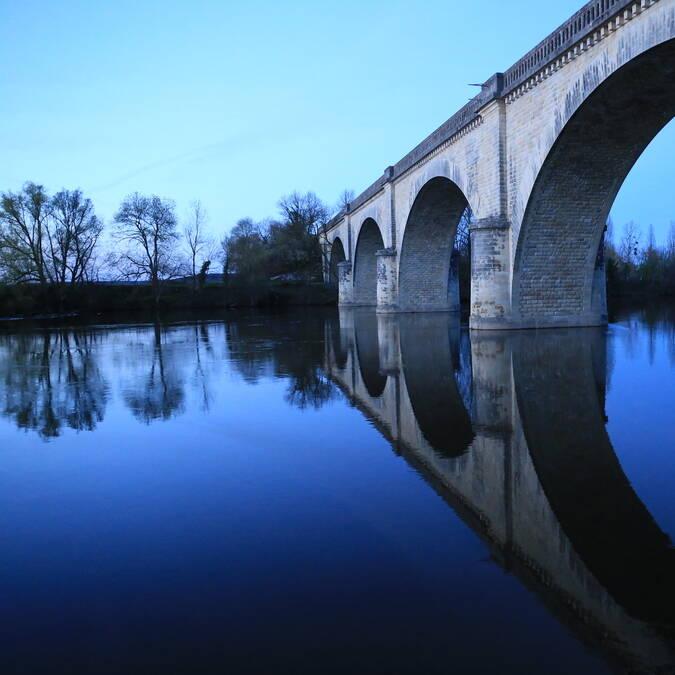 La Creuse Pont La Roche-Posay ©BOUIN Patrice