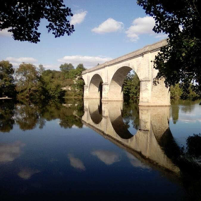 La Creuse Pont La Roche-Posay