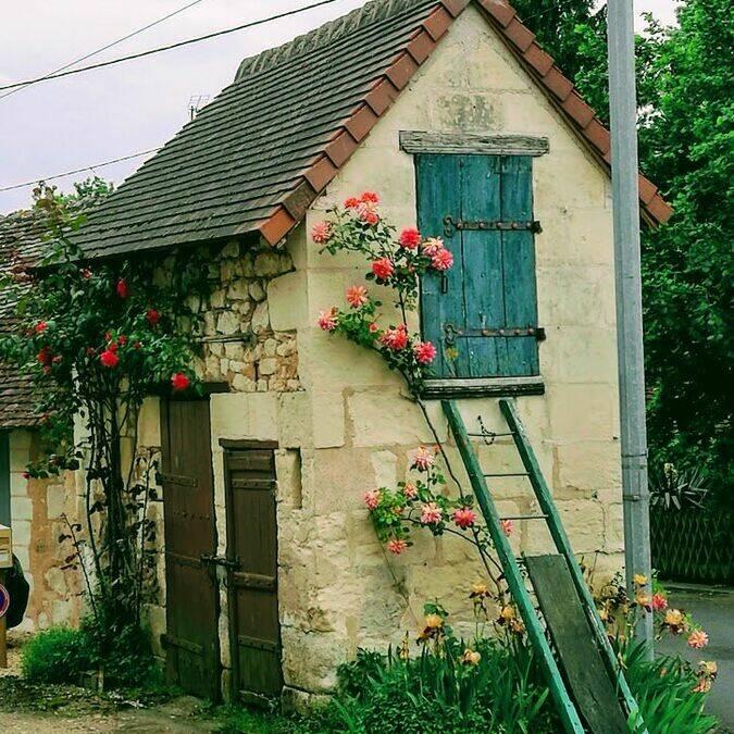 Petite maison La Roche-Posay ©MARIE Renée