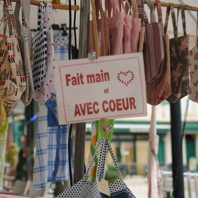 Marchés de Pays La Roche-Posay