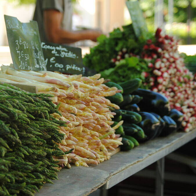 Weekly markets La Roche-Posay