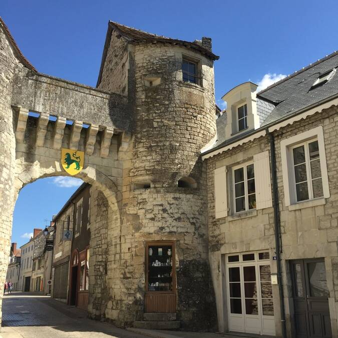 Guided tour Medieval history La Roche-Posay