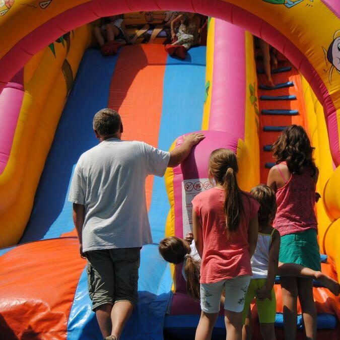 Actividad infantil Festi'Momes La Roche-Posay