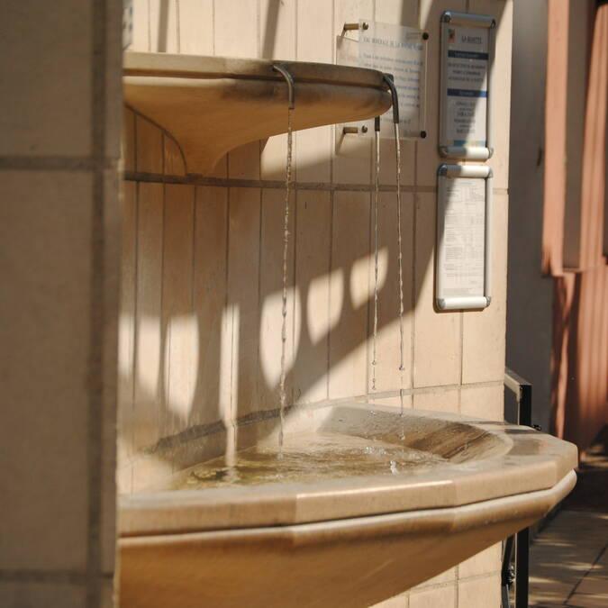eau thermale La Roche-Posay