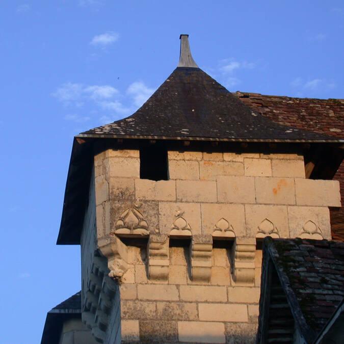 Iglesia Notre Dame La Roche-Posay