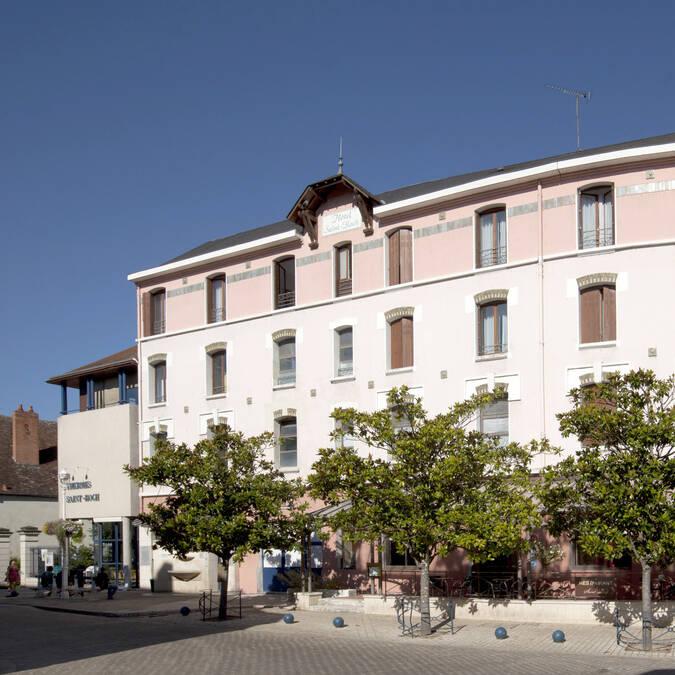 termas Saint Roch patrimonio termal La Roche-Posay