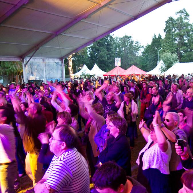 Festival Bailatino La Roche-Posay