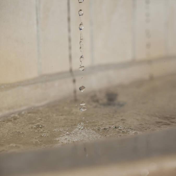 L'eau thermale de La Roche-Posay