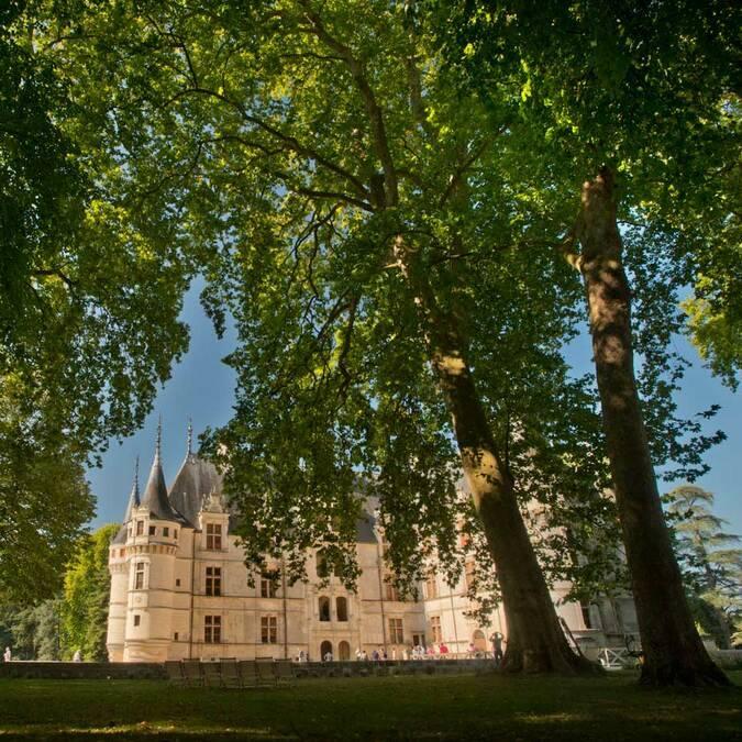 Les Châteaux de la Loire (Azay le Rideau)