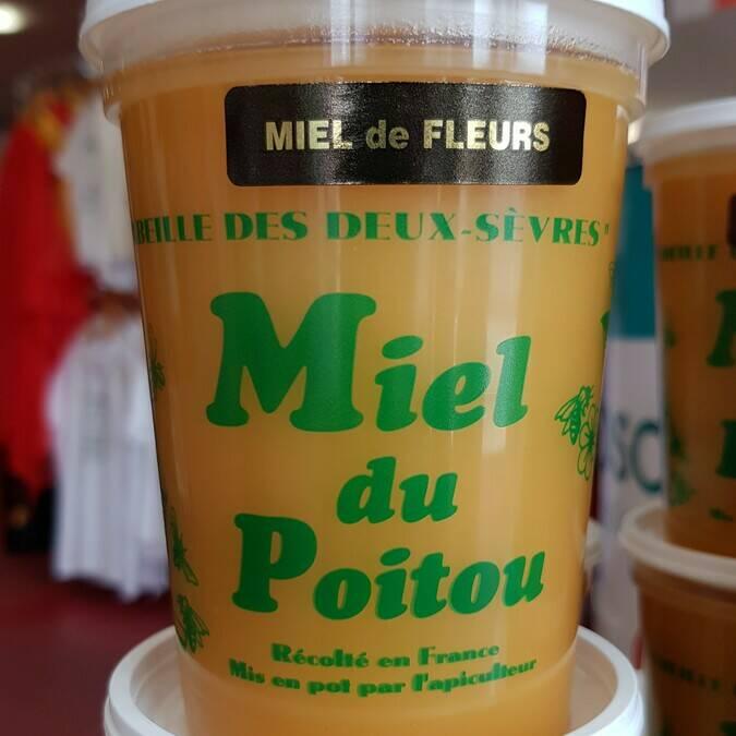 Miel Poitou-Charentes