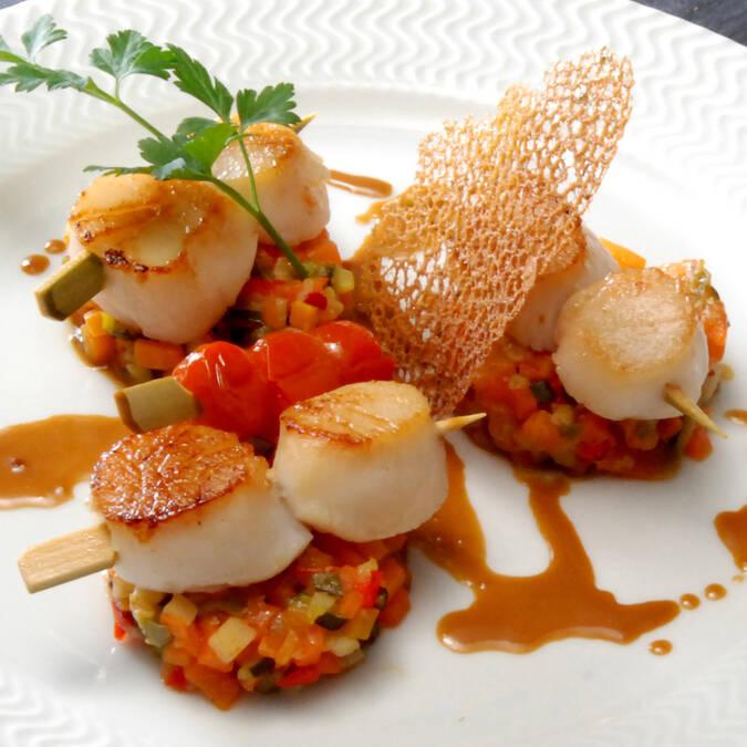 Repas restaurants pour groupes entreprises