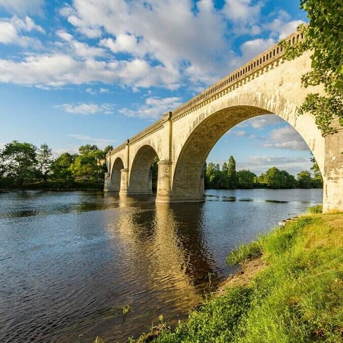 Ancien pont La Roche-Posay