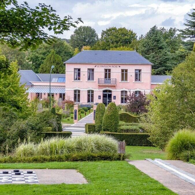 Pavillon Rose La Roche-Posay