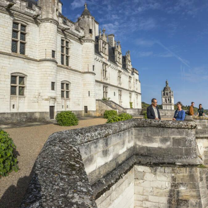 Cité royale de Loches