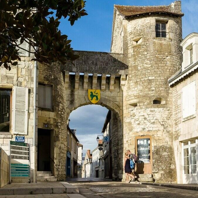 Cité médiévale de La Roche-Posay
