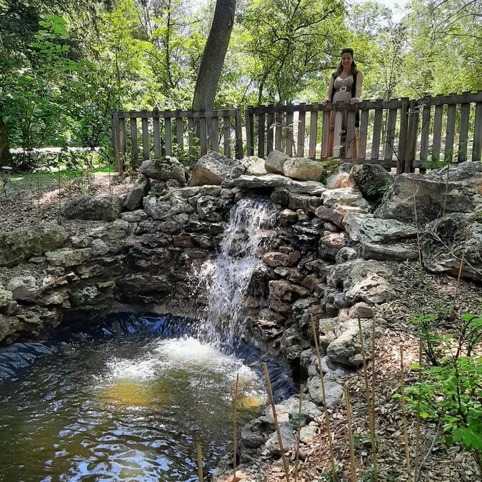 Parc des confluences La Roche-Posay