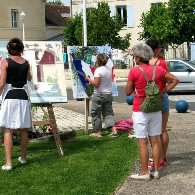 Artistes dans la ville
