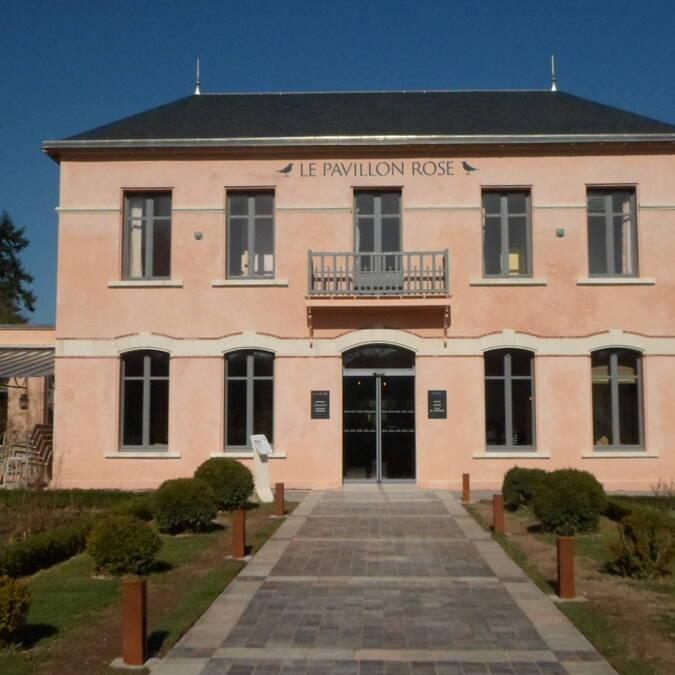 Pavillon rose