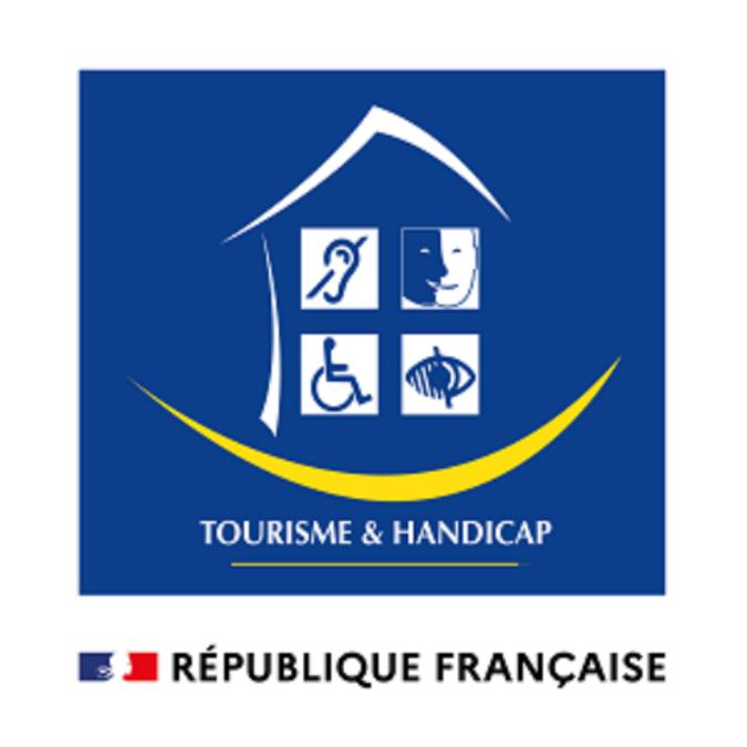 Logo Tourisme & Handicap